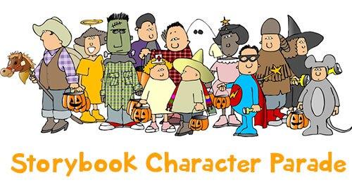 Storybook Character Parade
