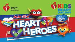 Join the HEART HEROES !!!